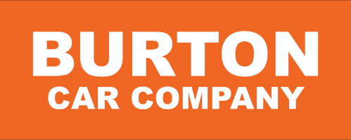 burton car company logo